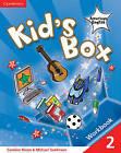 Kid's Box American English Level 2 Workbook with Cd-rom by Michael Tomlinson, Caroline Nixon (Mixed media product, 2010)