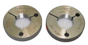 1-21-32-x-32-UNS-2A-Thread-Ring-Gage-Go-Not-Go-1-656-32-TPI-S-C-C