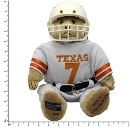 Texas Longhorns Medium 12 Plush Bear-10969