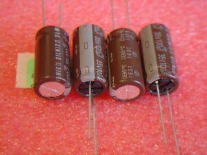 RFS-35V101MH5-4-pcs-100uF-35V-ELNA-SILMIC-II-AUDIO-Capacitor-br-NEU-Kondensator