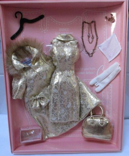 "2009 NIBBARBIE+SILKSTONE FASHION""A GOLDEN YEAR""COUTURE CONVENTION EXCLUSIVE"