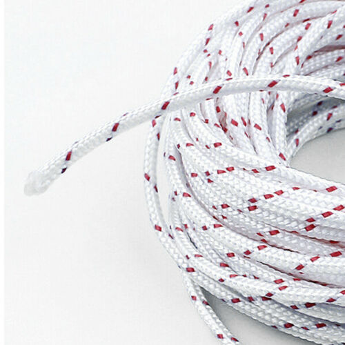 3mm Recoil Pull Starter Cord Rope For Husqvarna Stihl Poulan Chainsaw 10 Meter