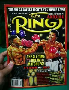The-Ring-Magazine-Annual-Special-Issue-Volume-2-Year-2003