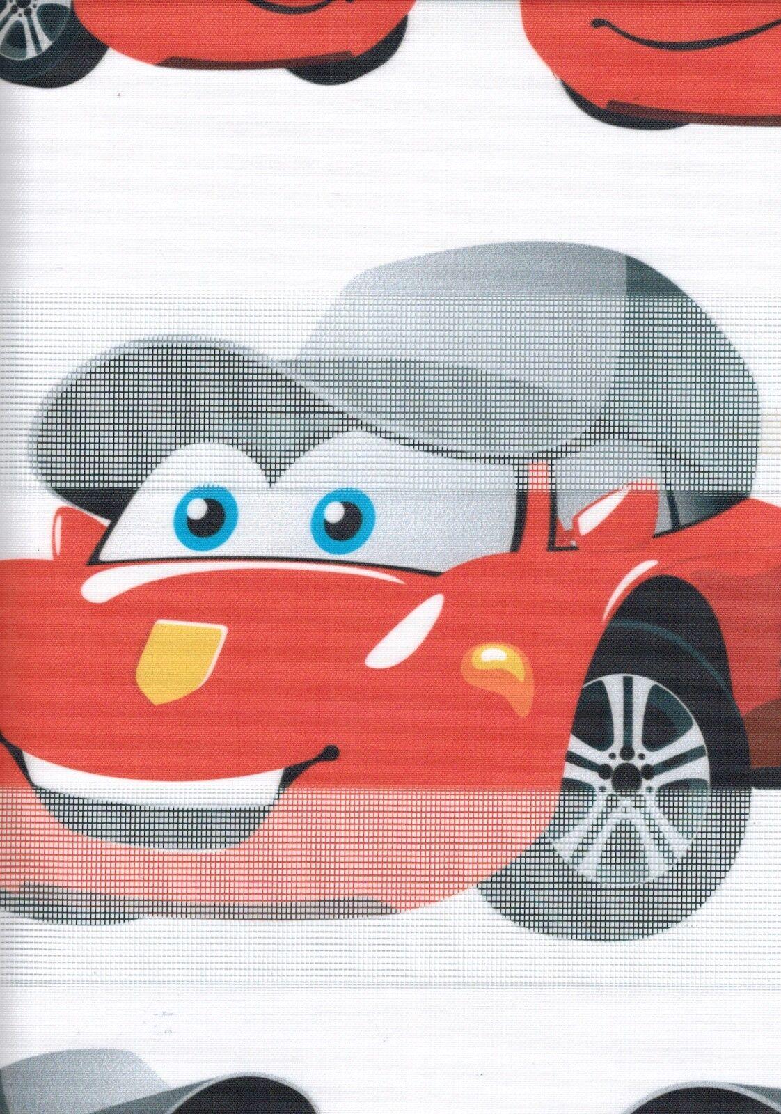 Art.  Simsek 01 fatto su misura bambini Duo Rollo con kettenzug DOPPIO RULLO CARS