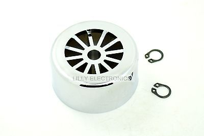 300W 52mm Air Cool spindle CNC Engraving Machine ER11 Small Spindle Cooling Fan