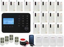 K30 IOS/Android APP GSM PSTN Wireless Office Home Security Alarm Burglar System