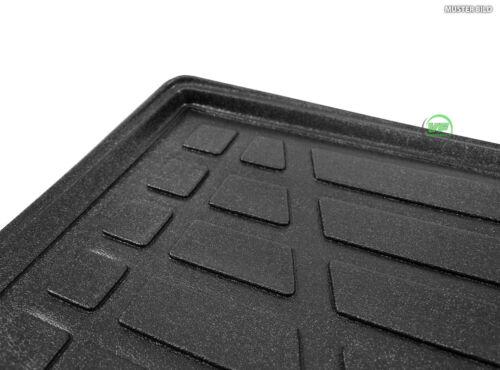 Gummimatten Kofferraumwanne SET für PEUGEOT 208 ab 2012
