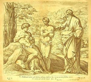 Dios-creado-La-Femme-La-Biblia-Nicolas-Caperucita-1649-ap-Raphael-Vaticano-Adam