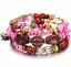 Boho-Multilayer-Natural-Stone-Bead-Tassel-Pendant-Chain-Bracelet-Charm-Women-Set thumbnail 25