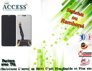 Ecran-LCD-amp-Vitre-Tactile-pour-Huawei-Honor-8x-JSN-AL00-sans-Chassis-Noir