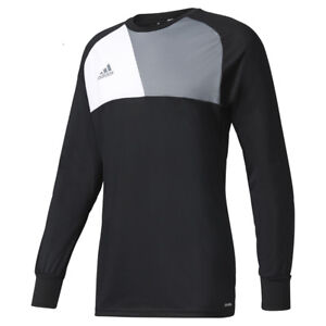 Image is loading MEN-039-S-GOALKEEPER-SHIRT-SOCCER-FUTSAL-ADIDAS-