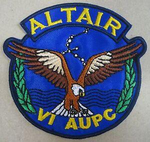 Toppa-Patch-Stemma-034-6-AUPC-ALTAIR-CORSO-PILOTI-MARINA-MILITARE-034-Originale