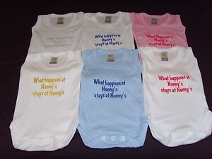 """Kiss Bum/"""" Spit Happens Dirty Fingers Set of 3 Baby Bodysuits /""""I Love Boobs"""