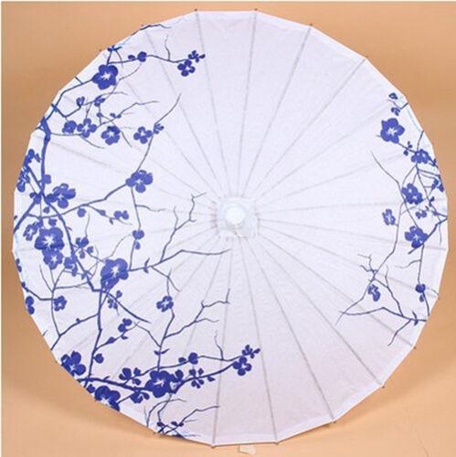 Paper Umbrella Chinese Vintage Classsic Wedding Photo Shoots Parasol Dance Prop