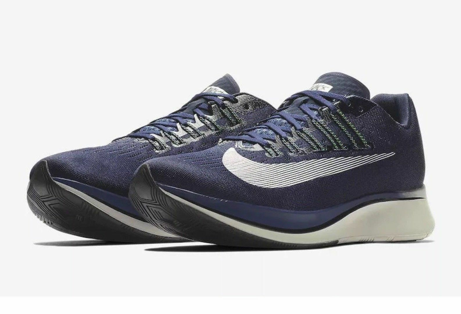 Nike Zoom Fly Mens Running shoes Obsidian Neutral Indigo 880848-405 NEW  150