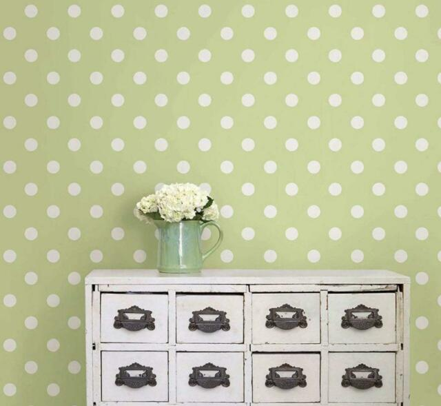 Wall Pops Brewster Nuwall Nu1688 Fern Lime Green Peel And Stick Wallpaper For Sale Ebay