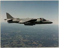 Gr. Pressephoto, Düsenjet AV-88 Harrier, von Sept. 1992