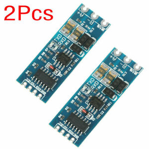 2-PCS-RS485-TO-TTL-MODULE-STABLE-UART-SERIAL-PORT-TO-RS485-CONVERTER-FUNCTION