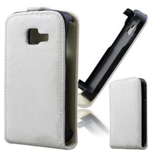 Schutz-Hulle-fur-Samsung-Galaxy-Y-Pro-B5510-B5512-Eingabestift-Handy-Flip-Case