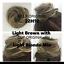 UK-Synthetic-Straight-Hair-Scrunchie-Elastic-Wrap-around-Hair-Bun-Extension thumbnail 6