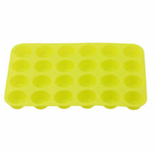 Silicone Muffin Cup Cake Cookie-Chocolate-Mould Pan Baking Tray Mold 24 Cavity
