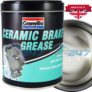 Details about Granville Car Ceramic Brake Caliper Pads Shoes Assembly  Squeal Noise Grease 500g