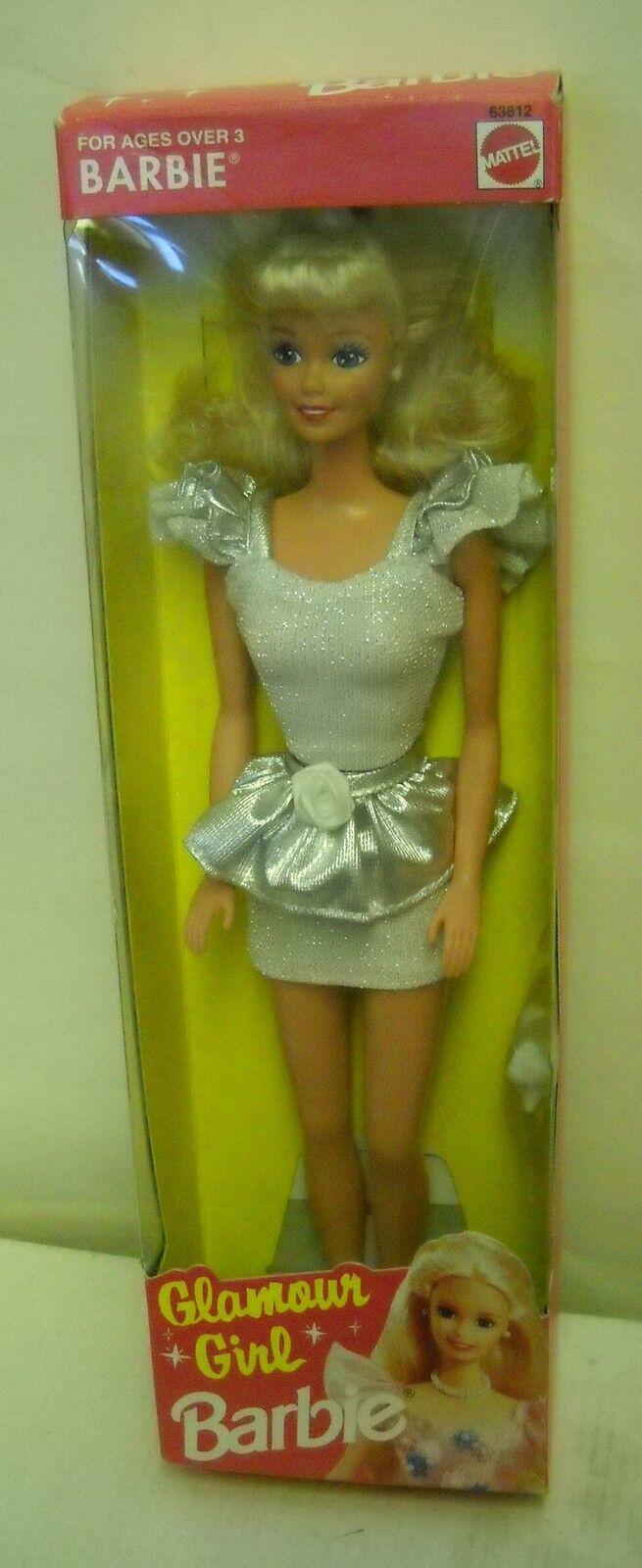 Nunca quitado de la Caja Mattel Muñeca Barbie Extranjeros de Filipinas Glamour Girl emisión extranjera