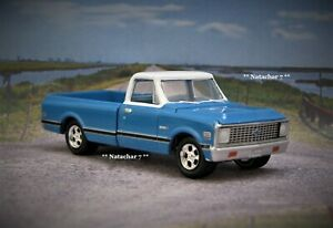 Classic 1972 72 Chevy C10 Pickup Truck collectible or display model   O
