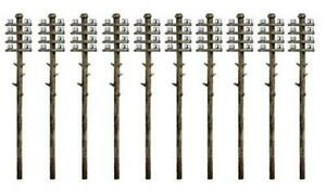 Ratio-211-N-Gauge-Telegraph-Poles-Kit