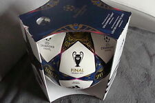 ADIDAS Finale Wembley 2013 Matchball Champions League Final London FCB - BVB
