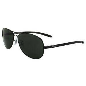 4b447bad8d 59mm Sol Negro 002 8301 Gafas Ray ban De Verde aqg4xHAA8w