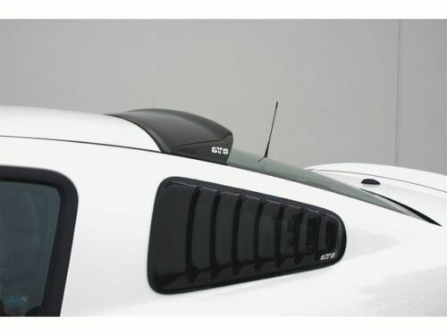 For 2005-2014 Ford Mustang Rear Window Deflector GT Styling 97886JP 2010 2007