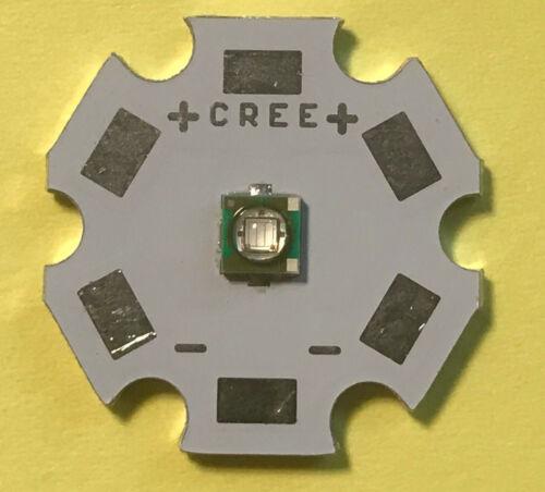 qualitätschip 1 W 3 W 10 W 20 W 50 W Vert DEL Chip COB Green véritable vert! 520 Presque comme neuf
