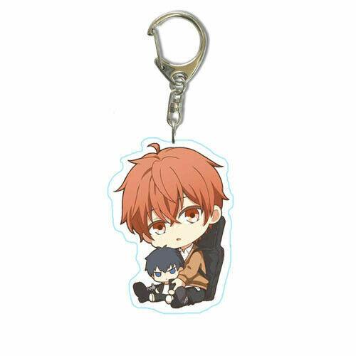 Given Ritsuka Uenoyama Mafuyu Sato Haruki Akihiko Acrylic Keychain Keyring