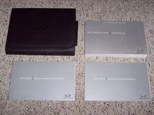 2010 Infiniti FX35 FX50 FX 35 50 Owner User Manual Book AWD 3.5L V6 5.0L V8