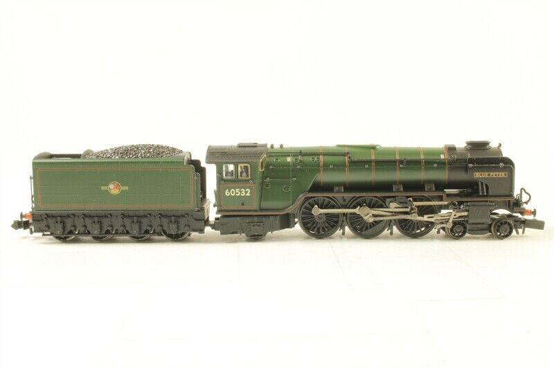 G Farish 372-388 N, classee A2 4-6-2 60532'blu Peter'BR verde L crest