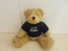 Mini Boden Jointed Teddy Bear with Embroidered Jumper Collectable