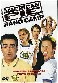 DVD-AMERICA-PIE-BAND-CAMP-2005-Film-Cinema-Video-Movie-Commedia