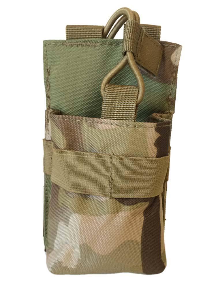 Bolso Multicam pouch GPS radio camuflaje VCAM colores Multicam Bolso sistema molle militar c58cb5