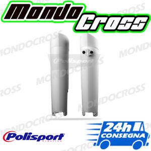 Parasteli-copristeli-forcella-POLISPORT-Bianco-KTM-300-EXC-2012-12