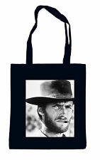Clint Smoking Bag Black  Eastwood Harry Dirty Mcqueen Steve Spencer Bud