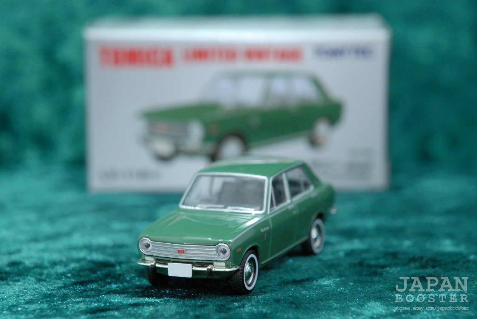 Tomica Limited Vintage 1 64 Lv 116 A Datsun Sunny 1000 Sports Dx Green For Sale Online Ebay
