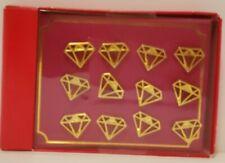 Diamond Push Pins Thumbtack Set Drawing Pins Homeoffice