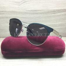 b7b45a67ca Gucci GG 2247 s M7awj Matte Black Polarized Sunglasses 56mm Gg2247 s ...