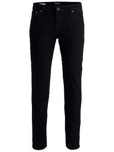 12500a90987575 Image is loading Jack-And-Jones-Jeans-Black-JJITIM-JJORIGINAL-AM-