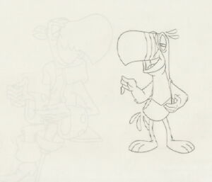Froot-Loops-Drawing-Set-cel-Toucan-Sam-1990-039-s-T57-034-Follow-your-nose-034-Kellogg-039