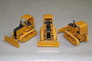 John-Deere-QTY-2-toy-Dozer-farm-Construction-Equipment-boys-deer-tractor-kids