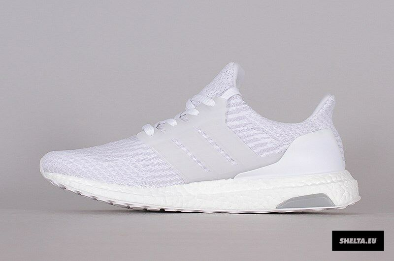 c09c0190fdc6f Adidas Boost 3.0 Triple White Size 11.5. NMD Yeezy PK BA8841 Ultra  nzjerz8548-Athletic Shoes