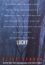 Lucky by Alice Sebold (1999, Hardcover)