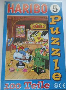 Haribo-Puzzle-Nr-5-NEU-amp-OVP-noch-in-Folie-Raritaet